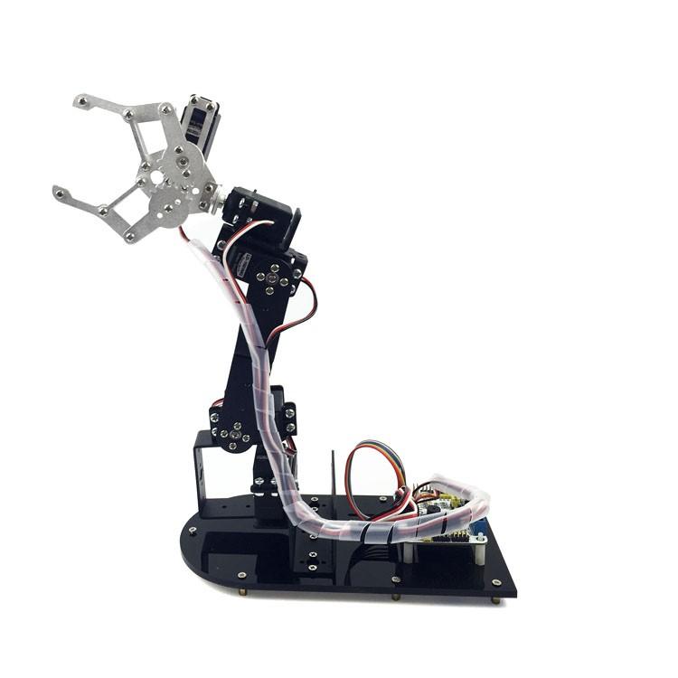 5 DOF Alloy Robot Arm Clamp (3)