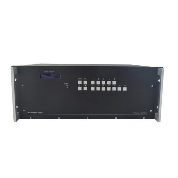 HighTek HK-M16T16 16x16 support DVI input up to 1080P , dvi matrix, , dvi splitter switcher DVI matrix switch