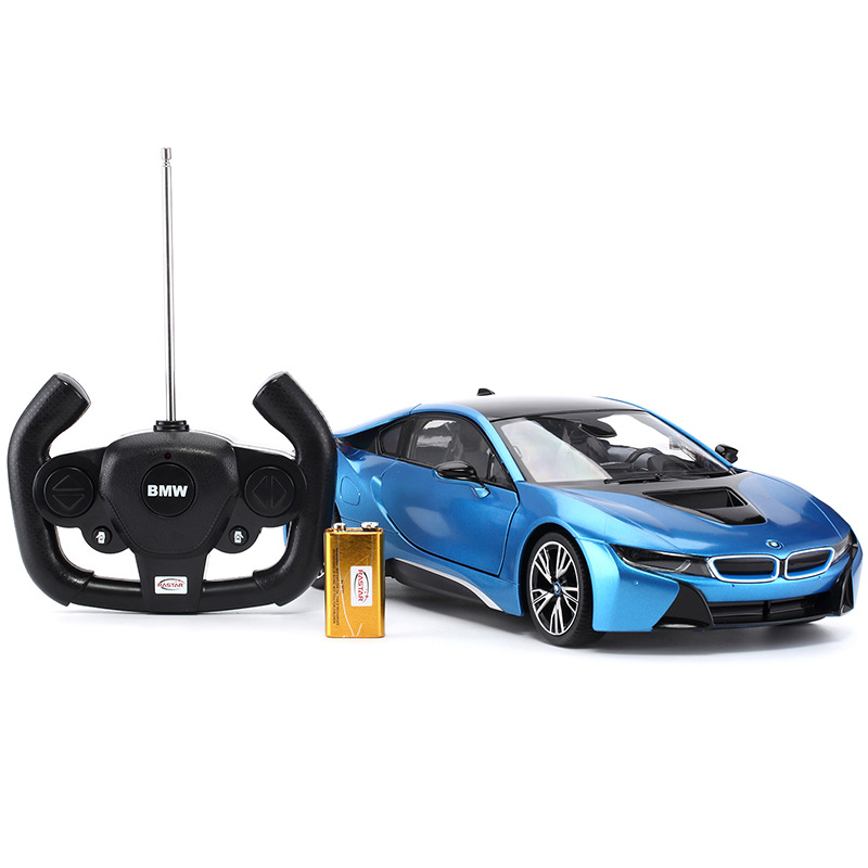 1:14 toys models I8 remote control car rechargeable drift is a key to open the door,Children's toy remote control cars,rc car rally car with a key to open the door automatically shoupeng simulation remote control car remote control cars rc car rc toy