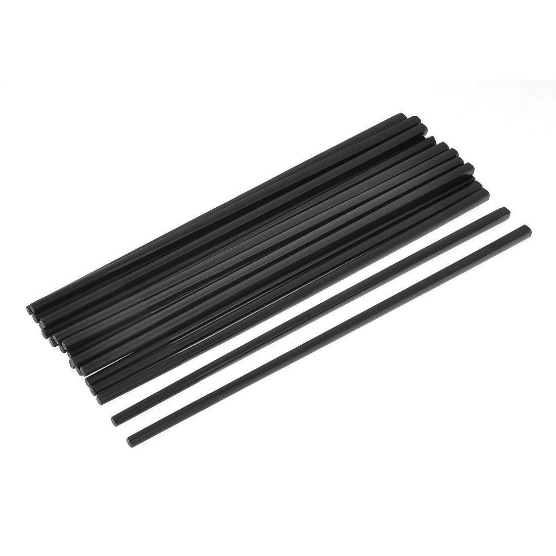 TOOGOO R 5pcs Chinese Chopsticks Tableware 9 5 Inch 10 Pairs Black