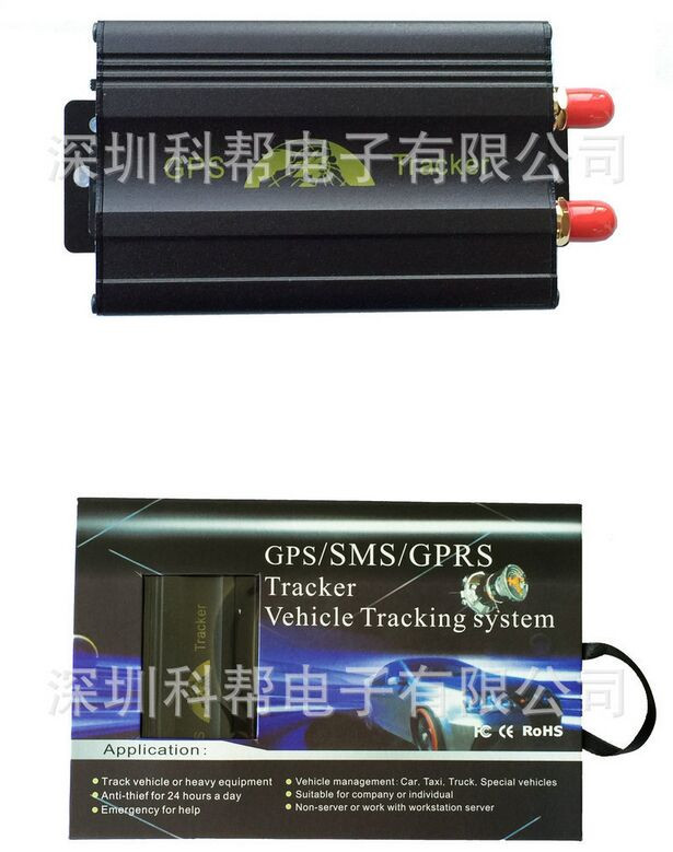 По DHL или FedEx 20 шт TK103 Coban gsm gprs автомобиль gps трекер Автомобильная сигнализация gps 103 Поддержка 8 видов языков бесплатно ПК