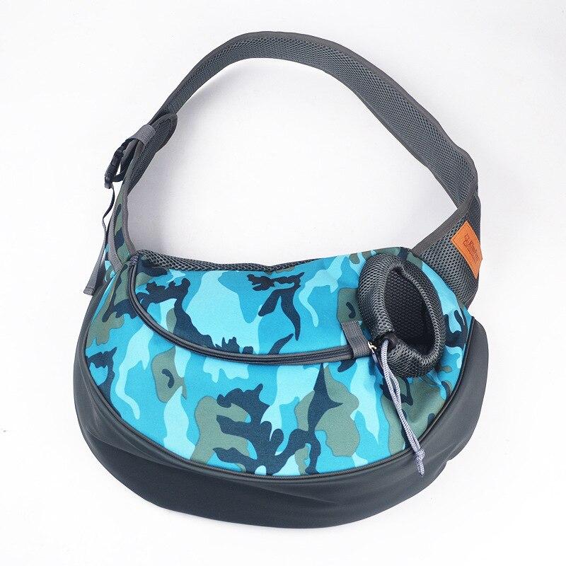 Genuine DADABEAR Pet Supplies Large Size Bulky Pack Nylon Camouflage Bag Pet Travel Bag Shoulder Bag For Puppy Katten Kedi