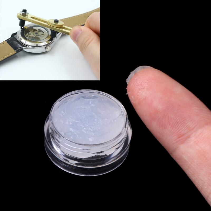 JAVRICK Household Silicone Grease Waterproof Watch Cream Upkeep Repair Restorer Tool