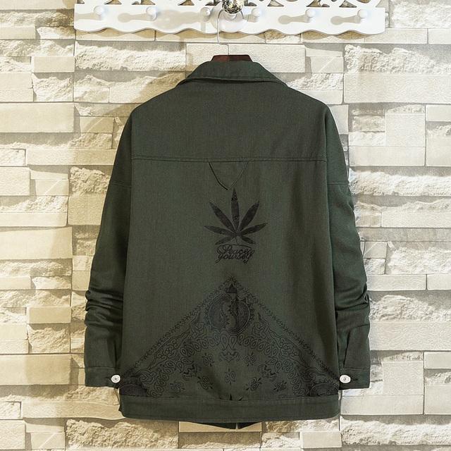 Denim Jacket Mens Solid Casual Slim Fit Bomber Jacket Men 2018 Autumn Winter Jean Jacket Mens Cowboy Chaqueta Hombre Plus Size