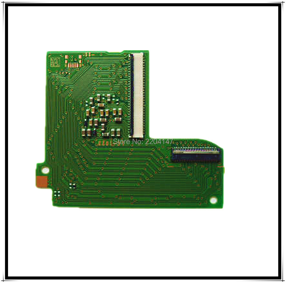 New LCD Display Screen Drive Board Repair Parts For Sony DSC-RX10M2 RX10M2 RX10M3 RX10II RX10III Camera
