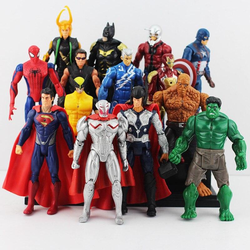 Batman Toys Age 5 : Aliexpress buy pcs lot cm the avengers age of
