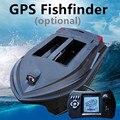 Control remoto Barco de cebo de pescado de GPS opcional herramienta de pesca barco de echo sounder findfish pesca sonar rc barco