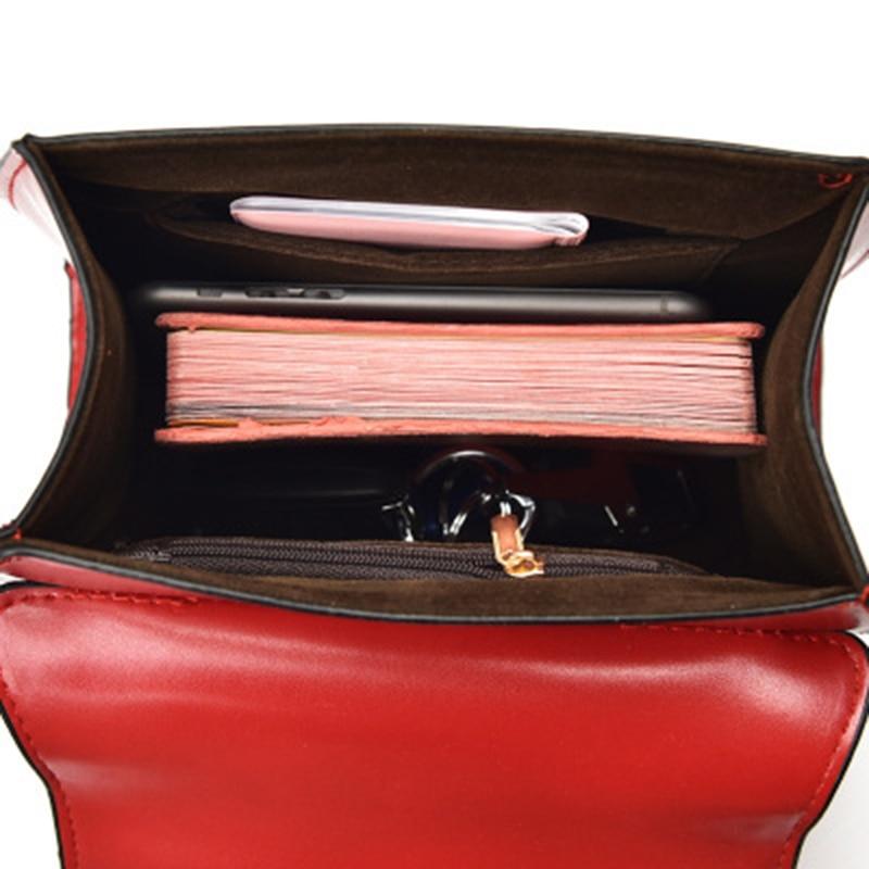 Donne Delle Spalla Trasporto Nuova Signore 2019 Frizioni red Black Piccola Tracolla Del Borsa Coreano Modo Sacchetto A Di gray dfrqFf