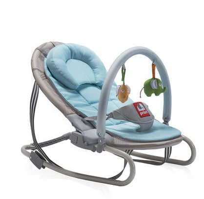 Baby rocking chair baby cradle to placate deck chair rocking chair cradle swing bed shaking table