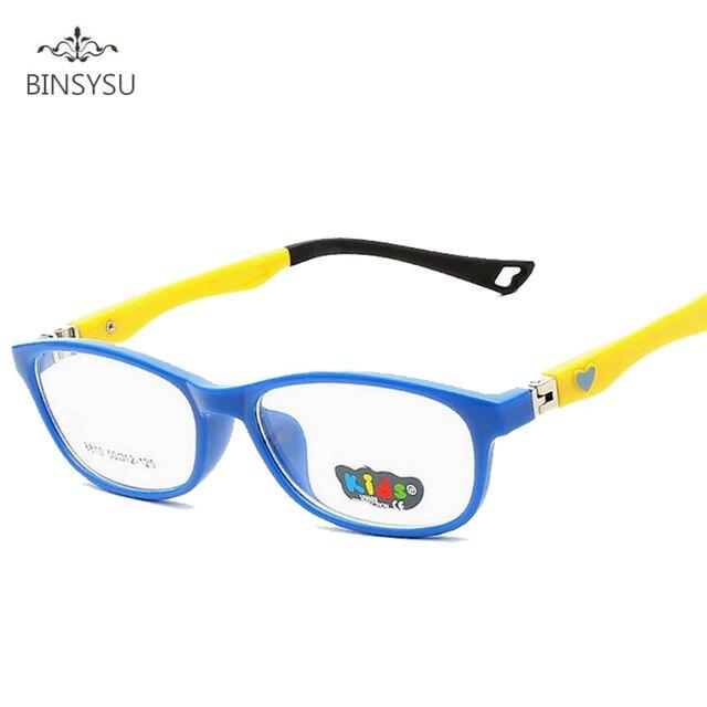 Hati engsel frame kacamata Anak Frame super ringan untuk Anak-anak Kacamata  Frame Anak Laki 20c2433fa6