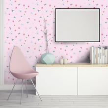 45cm*10m  Mural Wallpaper 3D Stereo flower  Sofa Background Wall Murals  Bedroom TV Backdrop Photo Wallpaper For Walls  ST-1111 цена 2017