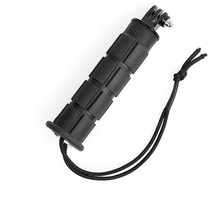 F06735 Handheld Monopod HandGrip W/ Tripod Mount Hand Grip Holder Black for all Gopro Camera
