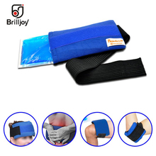 Brilljoy new Massage & Relaxation Headgear, Knee Cloth Cover, Wrist, Elbow, Gel Hot and Cold Ice Pack Fit for Eyes and Face Skin