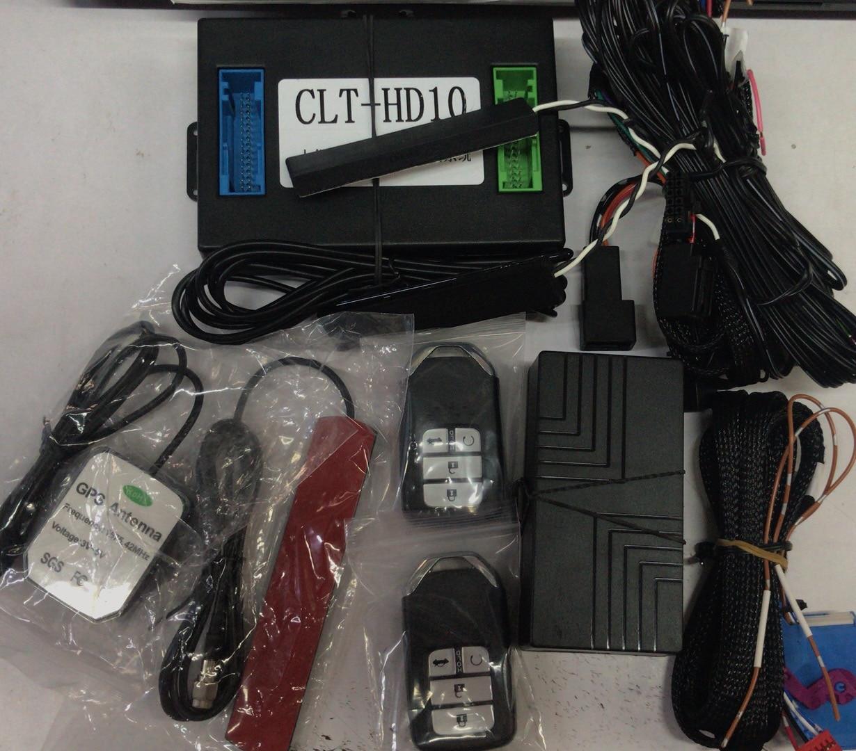 Alarme de voiture téléphone App télécommande système de voiture système de verrouillage Central pour Honda Civic 10th Accord nouvelle inspiration Crider pas de coupe de fil