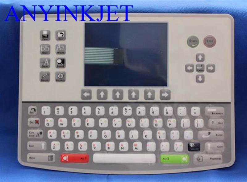 For Citronix keyboard Citronix inkjet keyboard display for Citronix inkjet printer for citronix printer filter kits