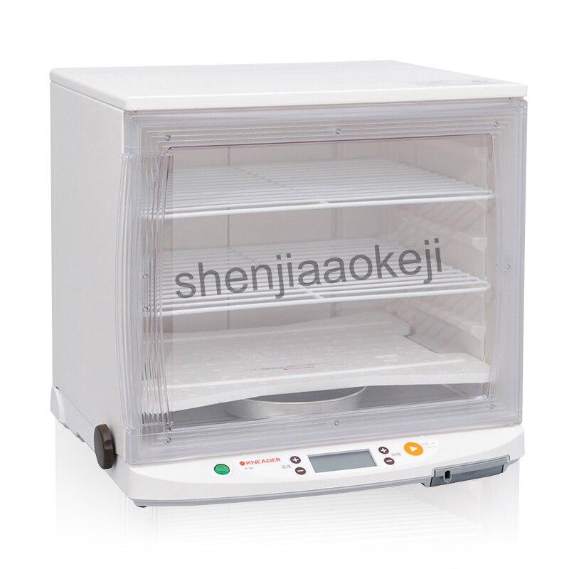 Electric Fermentation machine PF102 Small Bread / Home Steamed Bread Fermenter fermenting Machine 2.1L 220V50hz 1pc