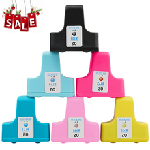 For HP 02 Ink Cartridge For HP02 Photosmart 3110 3210 3310 C5100 C5140 C5150 C5180 C6150 C6180 C6183 C7180 D7160 D7260 Printer einkshop for hp363 ink cartridge for hp 363 for hp photosmart c5180 c6180 c6280 c7160 c7180 c7280 c8180 d6160 d6180