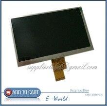 """Новый жк-дисплей 7 """" мегафон логин 3 MFLogin3T планшет 1024 X 600 ЖК дисплей матрица замены модуля бесплатная доставка"""