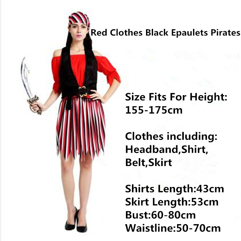 2018 Women Men Pirate Cosplay Costume Adults Pirates Costumes Halloween Carnival Party Dress Supplies Purim-in Boys Costumes from Novelty u0026 Special Use on ...  sc 1 st  AliExpress.com & 2018 Women Men Pirate Cosplay Costume Adults Pirates Costumes ...