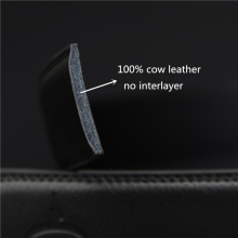 High Quality Genuine Leather Automatic Buckle Belt