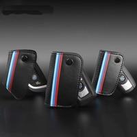Genuine Leather Key Holder For Bmw E90 F30 F34 F10 E70 E71 X1 X3 X4 X5
