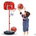 Soporte ajustable Baloncesto aro de baloncesto Objetivo Tabela Basquete fiesta Al Aire Libre Actividad de Juego De Interior Niño Niños cesta de basquete