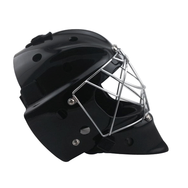 CE Approval street hockey mask with cool cat eye cricket helmet goalie helmet with cage free shipping цена