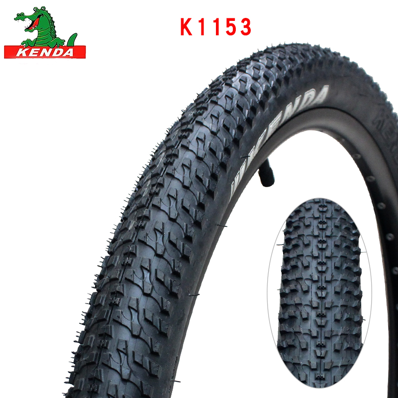 KENDA highway bicycle tire K1153 Steel wire tyre <font><b>24</b></font> 26 inches <font><b>24</b></font>*<font><b>1.95</b></font> 26*<font><b>1.95</b></font> 2.1 large patterns mountain bike tires parts image
