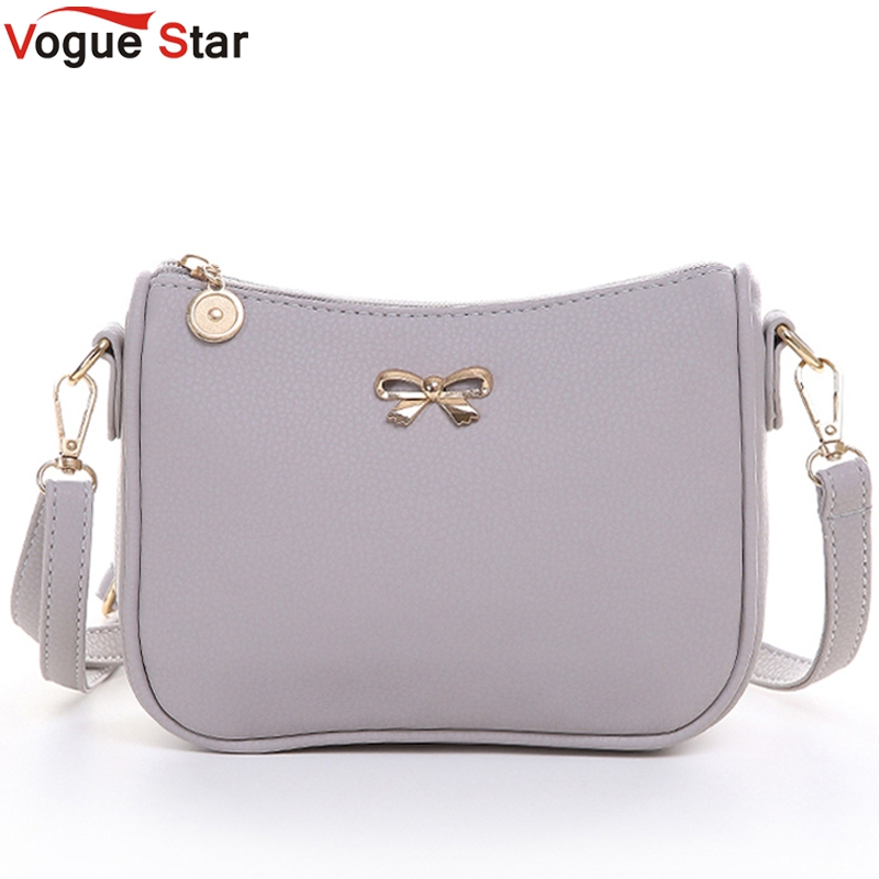 Vogue Star Vintage cute bow small handbag women clutch ladies mobile purse famous brand shoulder messenger crossbody bags LS463 купить