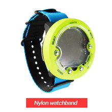 For Suunto Vyper ZOOP NOVO Diving Computer Waterproof Nylon watchband Strap Set