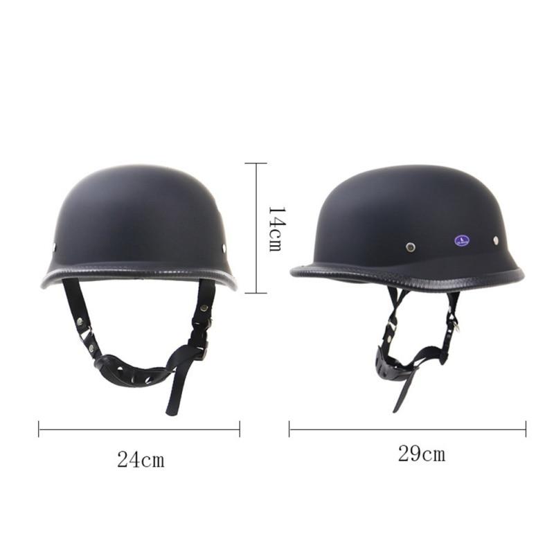 1piece abs motorcycle helm motorcross capacete half helmet. Black Bedroom Furniture Sets. Home Design Ideas