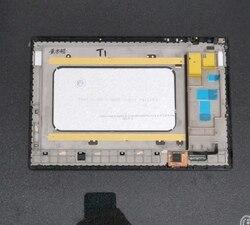 10.1 Inch Touch Panel Met Display Voor Bq Aquaris E10 3G Touch Screen Digitizer Glas Matrix Montage Voor Bq aquaris E10 3G