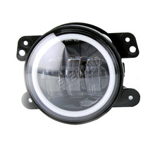 free shipping pair 30W LED fog light driving headlihgt offroad lamp for JK 07-15 offroad Rubicon 4x4 equipment vehicles