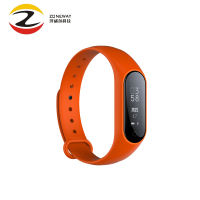 2pcs IPX67 Waterproof Smart Wristband Y2 Plus Smart Heart Rate Sleep Monitor Smart Bracelet For Ios