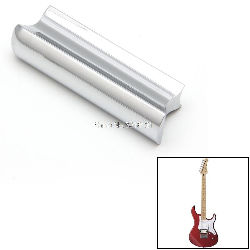 Slivery Handhold Slide Dobro Tone Bar For Electric Guitar Stringed Instruments
