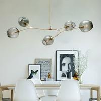 Vintage Loft Industrial Pendant Lights Black Gold Retro Pendant Lamps for Bar Stair Dining Room Pendant Lights