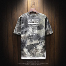 2018 New Summer Fashion T Shirt Men New Style Design Print O Neck Short Sleeve Men's T Shirts Casual Slim Fit Top Tees Men M-5XL