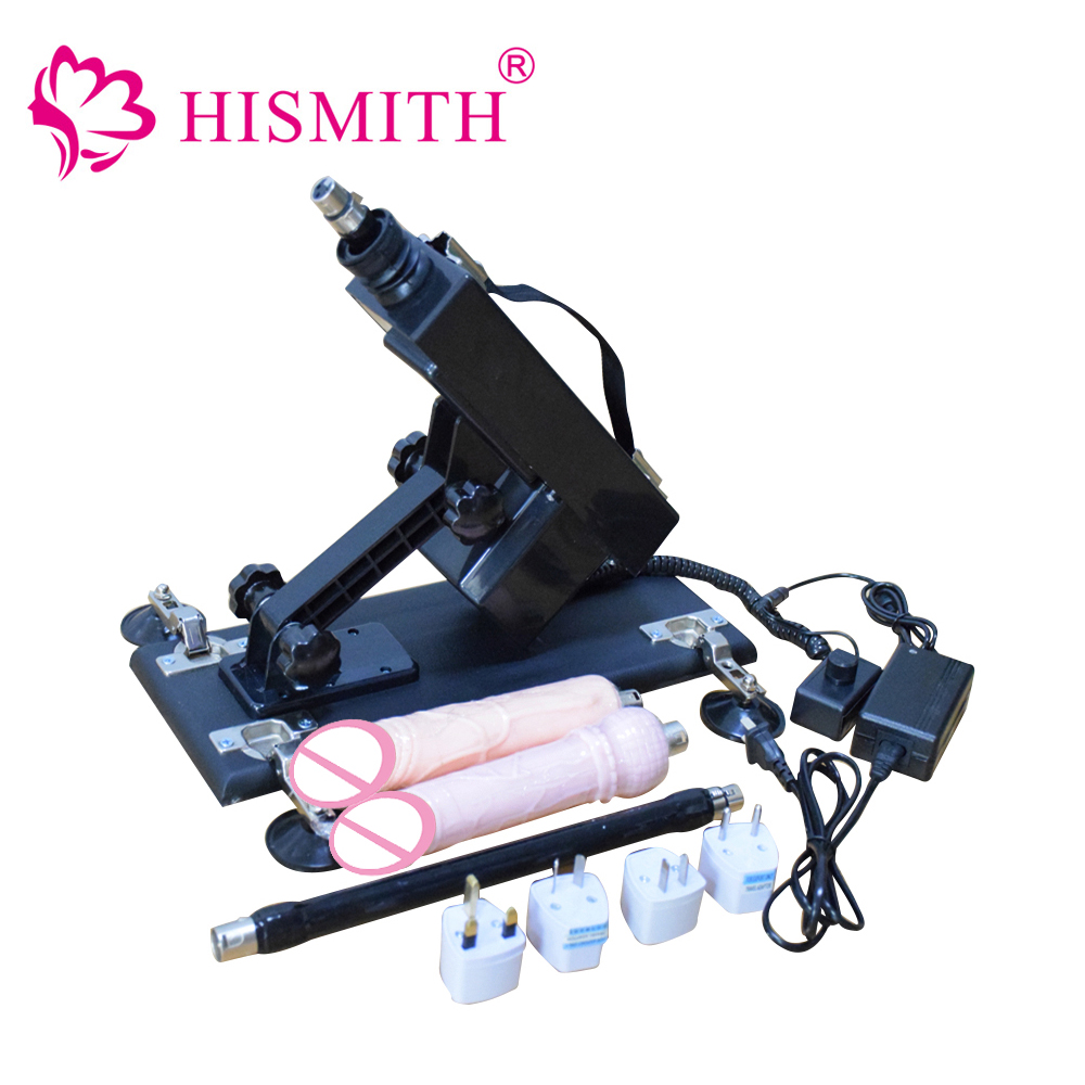 2016 Automatic Sex Machine 6 cm Retractable Masturbation Machine Gun for Women and Men, Love Robot Machine, Vibration Sex Toy