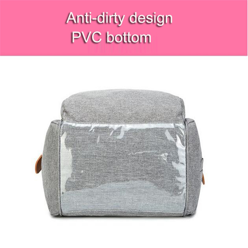 HTB1iJeqbjDuK1Rjy1zjq6zraFXay 23 Colors Fashion Mummy Maternity Nappy Bag Large Capacity Baby Diaper Bag Travel Backpack Designer Nursing Bag for Baby Care