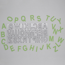26 English letters Metal Cutting Dies  Scrapbooking Album Decoration Embossing Paper Card Craft 150*71 mm
