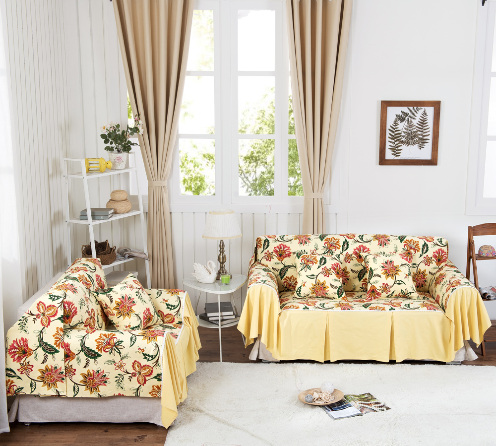 Sofa Sheets Covers For Moving Cover Cotton Canvas Style There Are All Kinds Of Suitable Single Double Three L Shape