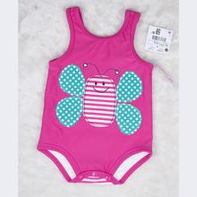 Baby Swimsuit New 2019 dzieci stroje kąpielowe Baby Girls Swimsuit dzieci stroje kąpielowe Kids one piece Beachwear G1-SW613 tanie tanio XABER KIN Spandex poliester Dziewczyny Zwierząt Pasuje do mniejszych niż zwykle Sprawdź informacje o rozmiarach tego sklepu
