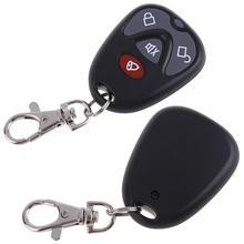 Nova substituição abridor de porta da garagem controle remoto 4 botão 315 mhz porta do carro transmissor duplicador rolling code