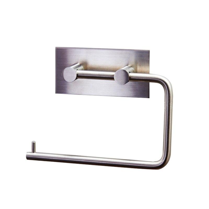 из нержавеющей стали для туалетной бумаги бумага держатель ванная комната висит организатор bathroomware