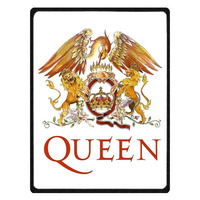 Personalized Queen Throw Blanket Custom Coral Flannel Blanket Sofa Couch Bed Plane Travel TV Blankets