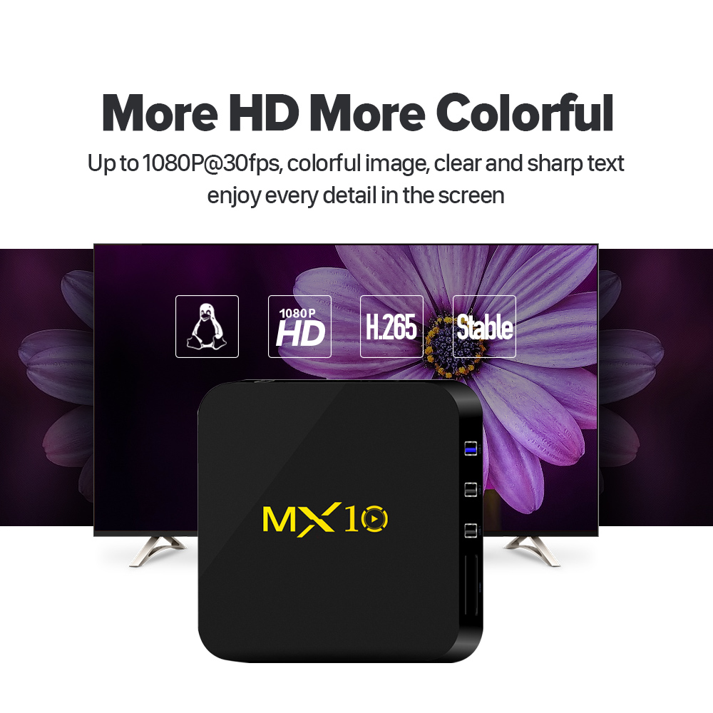 4K IPTV France Box MX10 Android 9 0 RK3328 1 Year SUBTV IPTV Code Spain Italia Arabic Canada France Belgium Netherlands IP TV in Set top Boxes from Consumer Electronics