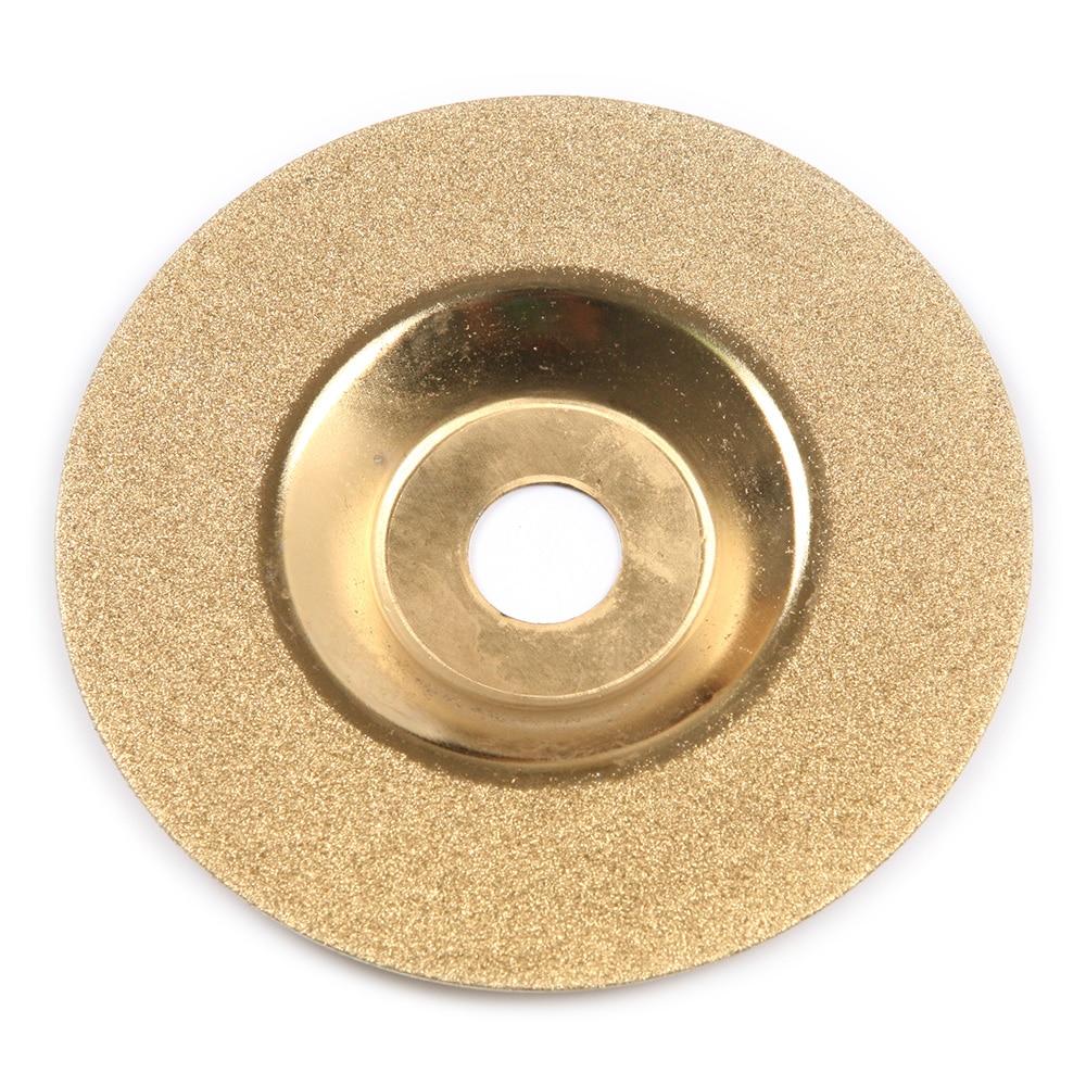carburo y rocas. porcelana 1 disco de diamante de 100 mm cristal para cortar piedras preciosas cer/ámica azulejos metal