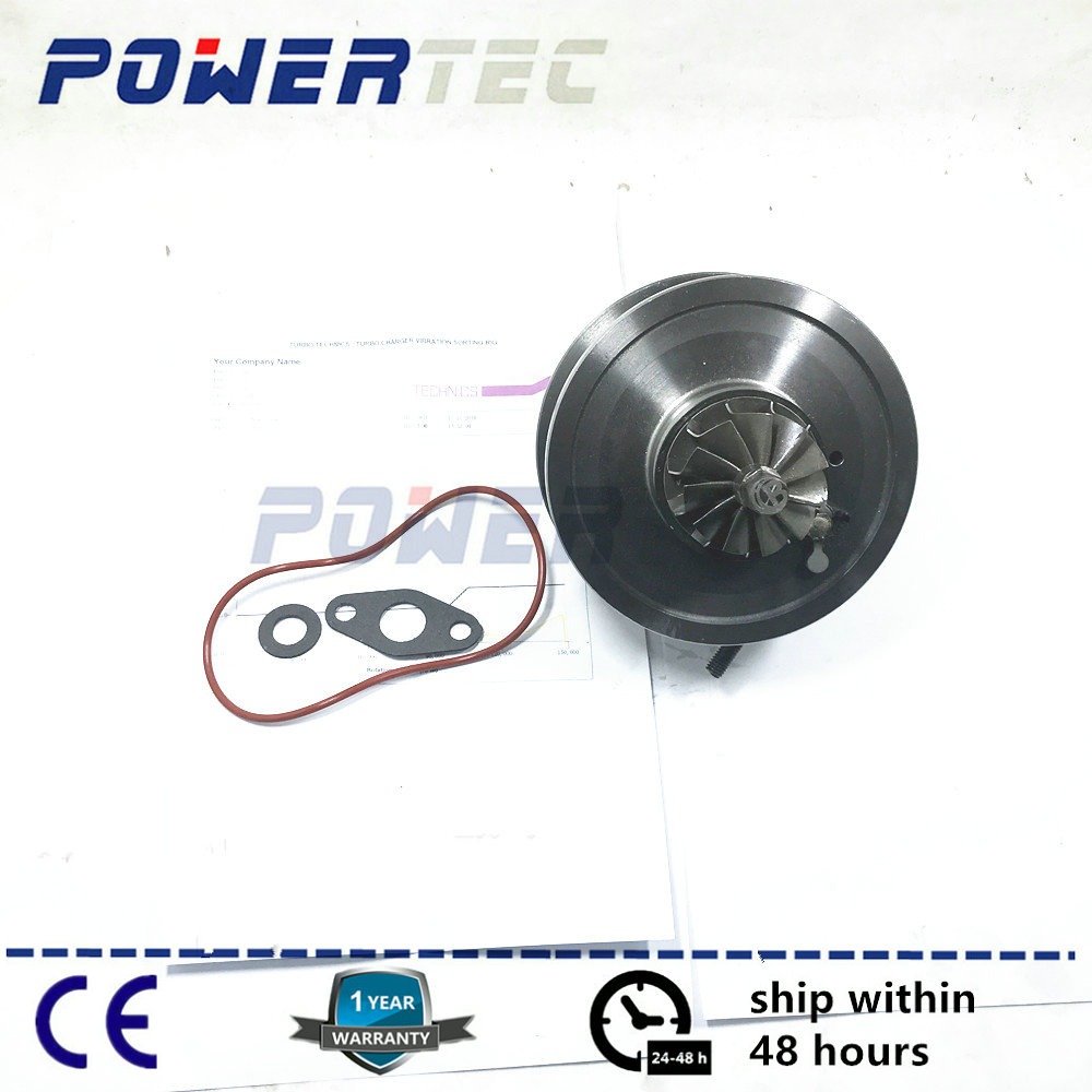BV43 turbocharger core cartridge For Great Wall Hover H5 2.0T 4D20 2001- balanced turbo CHRA 53039880168 53039700168