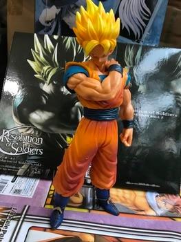 22cm Dragon Ball Z Goku Action Figure Collection Model toys brinquedos for no the base