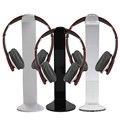 Nueva Durable Diseño en forma de L Auricular Profesional Auriculares de Acrílico Estante Del Sostenedor Del Soporte para La Mayoría de los Auriculares GDeals